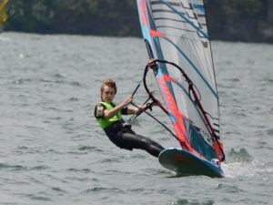 windsurf sportaction lago d'iseo